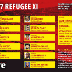 Fare 2017 Refugee XI