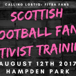 LEAP Sports organise second activist training for Scottish fans