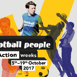 Football People small grants deadline 10 September