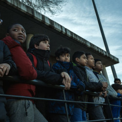 How football is fighting social exclusion in the heart of Madrid