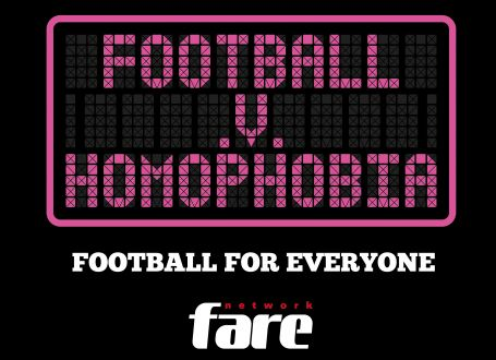 Football v Homophobia month of action 2019 is underway – Be a part of it