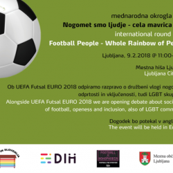 Fare partner to host roundtable on LGBTIQ inclusion in Slovenia