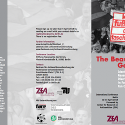 Berlin to host conference on identity and discrimination in football and fan cultures