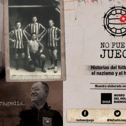 River Plate to host Argentina's first exhibition on football and the Holocaust
