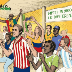 Balon Mundial's Migrants Cup kicks-off