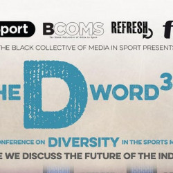 Diversity conference to help drive change in the sports media as part of #FootballPeople weeks