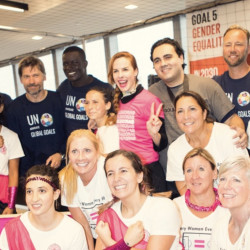 Global Goals looking for female leaders for European Coaches Programme