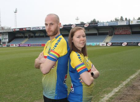 """Clubs in Belgium to wear rainbow armbands in """"Football for All"""" weekend for equality"""