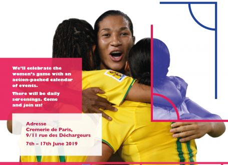Diversity House LeFoot in Paris – Daily Programme of Events for Women's World Cup