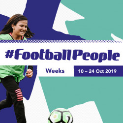 #FootballPeople weeks grants awarded to drive social change in 58 countries