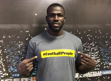 European football unites to celebrate #FootballPeople weeks' message of diversity and inclusion